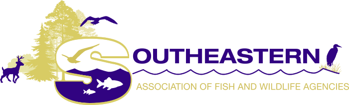 Southeastern Association of Fish and Wildlife Agencies (SEAFWA) logo.